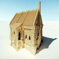Ulvheim_tavern_cover.jpg Télécharger fichier STL gratuit Taverne d'Ulvheim • Plan imprimable en 3D, Code2