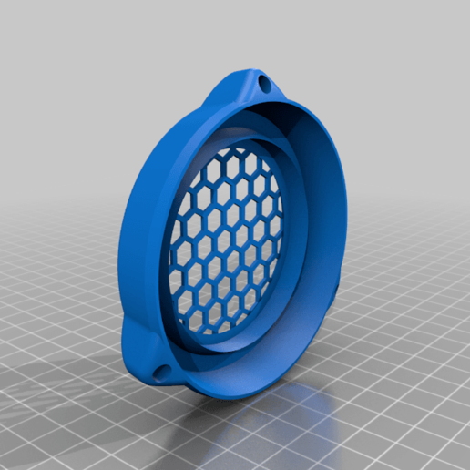 Download free 3D printing files Flattened/ polished JBL Charge 3 Covermix, eckhartselektronik