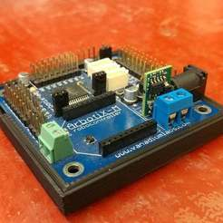 Download free 3D printing designs Arbotix-M Board, Kaylee716