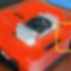 Download free 3D print files Nvidia Jetson TK2 with cutout (SolidWorks 2019 files), Kaylee716
