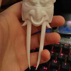 Descargar archivo 3D gratis ONI MELEE VALORANT, Cruzz