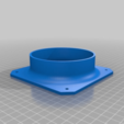 Download free STL file Servo automated iris / aperture for air flow controll • 3D print design, AcE-Craft