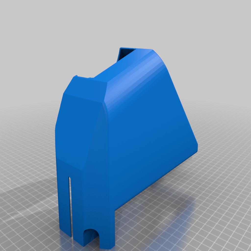 VW_T5_Handbreak_Cover.png Download free STL file Volkswagen Transporter T5 Handbreak Cover (Quicky) • 3D print model, AcE-Craft