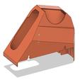 CoverFrontLeftSide.PNG Download free STL file Volkswagen Transporter T5 Handbreak Cover (Quicky) • 3D print model, AcE-Craft