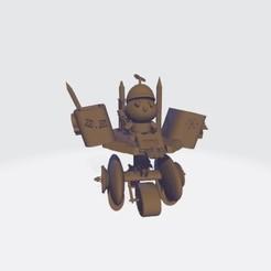 Super Jarv-Jofo 22.jpg Télécharger fichier STL gratuit  double port crayon • Objet pour impression 3D, funaifunai17