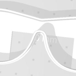 Télécharger plan imprimante 3D Lunettes, Yudica07