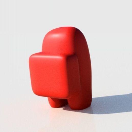 among-us-model-for-3d-printing-3d-model-stl (4).jpg Download STL file Among us model for 3D printing • 3D print model, joz9982
