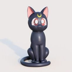 luna-from-sailor-moon-3d-model-stl (1).jpg Download STL file Luna from Sailor Moon 3D print model • 3D print model, joz9982