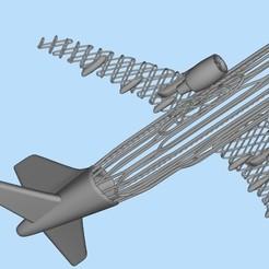 Descargar diseños 3D Avion , JJbest