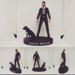 1.jpg Télécharger fichier STL John Wick de Fortnite Modèle 3D Modèle d'impression 3D • Plan à imprimer en 3D, 3dworldtr