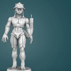 1.png Télécharger fichier STL Miniature d'impression 3D de Meruem • Objet pour imprimante 3D, 3dworldtr