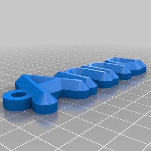 Download free 3D printer files Anna, be-ne
