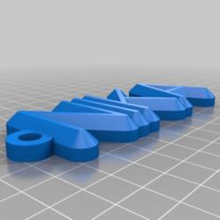 Télécharger modèle 3D gratuit Nika, be-ne