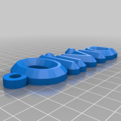 Download free 3D printing templates Olivia, be-ne