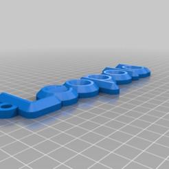 Télécharger fichier impression 3D gratuit Leopold, be-ne
