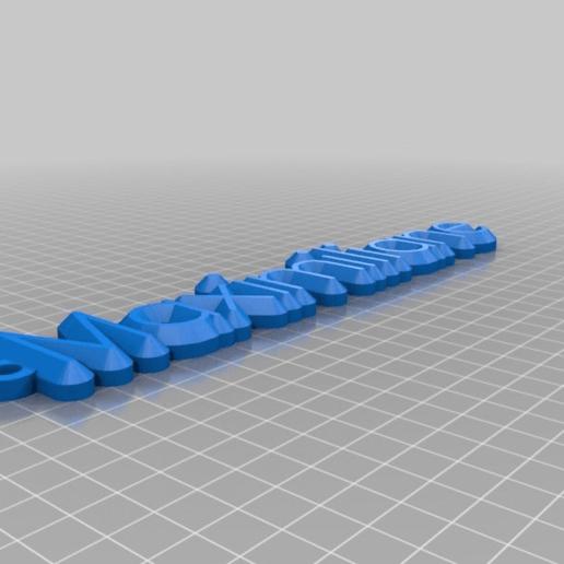Download free 3D model Maximiliane, be-ne