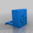 Download free 3D printing models TV REMOTE STAND, B3_3DTECH