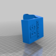 Download free 3D printing files PS4 DUAL SHOCK HOLDER- VIDEO GAMES STAND, B3_3DTECH