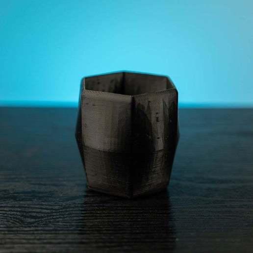 Download free 3D printing models Flower vase, B3_3DTECH