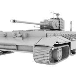 Download 3D printer designs Tank model, csi_xi