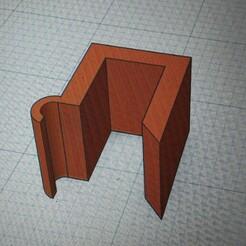 20201224_145654.jpg Download free STL file Filament Spool Clip for JMO Technology  • Template to 3D print, bgreenaero