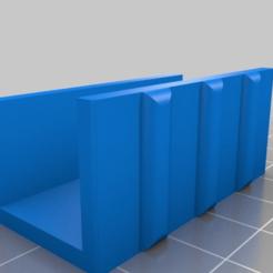 Download free 3D printer files Bathtub Sliding Door Safety Bracket, tony_912