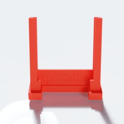 Download free STL file Phone-Mount Samsung Galaxy A10 LEGO/Brick by customphonemount.com [beta] • 3D printing object, xplicator