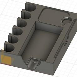 Organiseur Oriflamme.jpg Download free STL file Oriflamme insert • 3D printing object, ArnaudC88