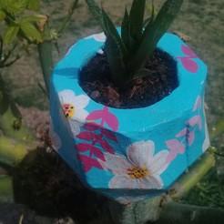 20200924_142834.jpg Télécharger fichier STL moule, pot, béton, plantes, jardin, pot. • Modèle pour impression 3D, jdhuere