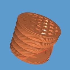 Download free 3D printer designs TWIST BLOW, Najwansyarif04
