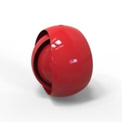 bola 1.65.jpg Télécharger fichier STL ballon • Plan pour impression 3D, andres2020angel