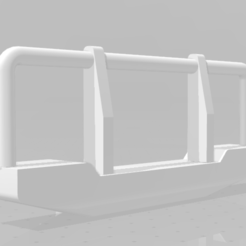 Download free 3D printer designs MN 90 99 99S Front Bumper, zulmasri16