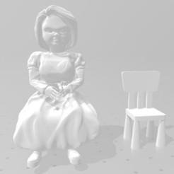 Descargar archivos 3D el prometido de Tiffany Chucky, gamingchristtv