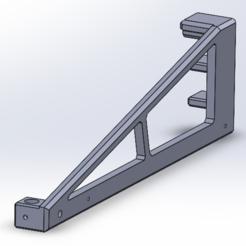 bras.PNG Télécharger fichier STL gratuit Support camera Artillery Sidewinder X1 VERSION 2 • Objet pour imprimante 3D, pc_gyver