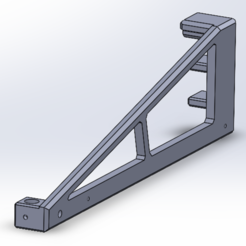 bras.PNG Download free STL file Camera support Artillery Sidewinder X1 VERSION 2 • 3D printer model, pc_gyver