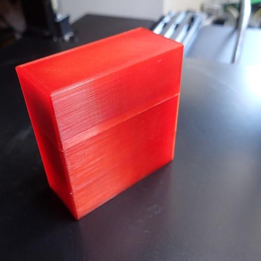 PA180254.JPG Download free STL file Simple storage box • 3D printable design, pc_gyver