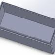 Boite.PNG Download free STL file Simple storage box • 3D printable design, pc_gyver