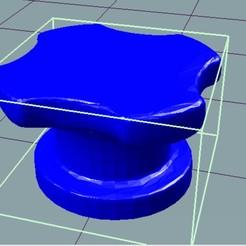 tireoff.jpg Download STL file support tireoff visor arai i other models of helmets • 3D printing model, niconicosia24