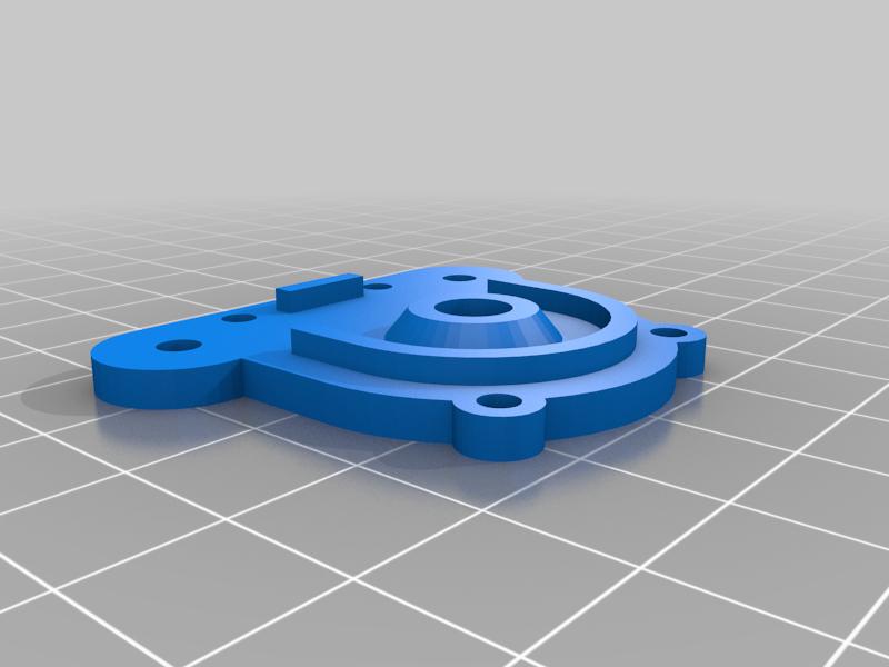 nap_box_gear.png Download free STL file RC car Cybertruck • 3D printing object, TB3D
