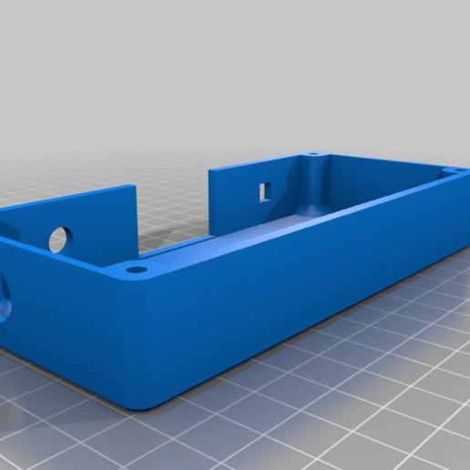 tblack3dprinter.png Download free STL file Desk Fan • 3D print model, TB3D
