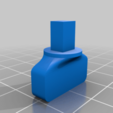 Part4.png Download free STL file Toothpaste Tube Squeezer • 3D printable model, TB3D