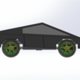 cyber_3.png Download free STL file RC car Cybertruck • 3D printing object, TB3D
