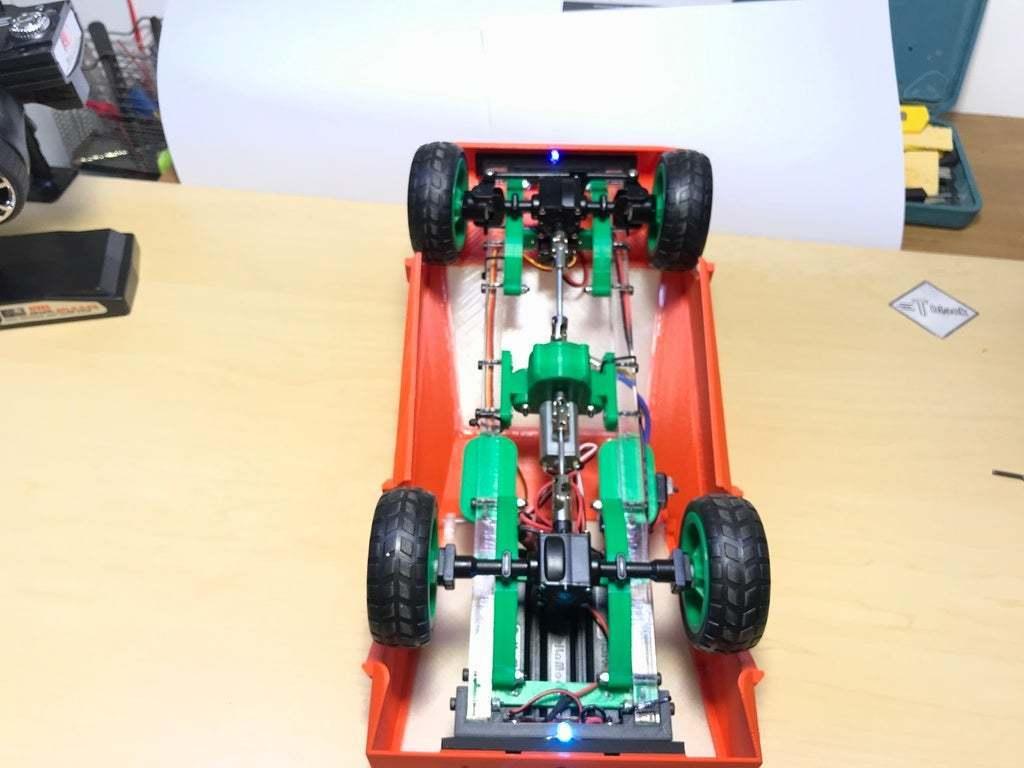 2020_06_11_20_56_IMG_9129.JPG Download free STL file RC car Cybertruck • 3D printing object, TB3D