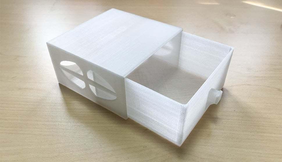 1.jpg Download free STL file Resistor Box or Tool box • 3D printing template, TB3D