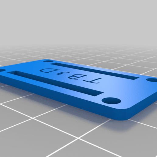box_2-charger-_4.2v.png Télécharger fichier STL gratuit Protection du boîtier Pile au lithium Module de chargement • Objet à imprimer en 3D, TB3D