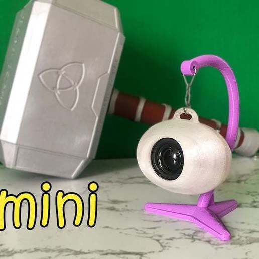 Download free STL file Mini hanging speaker • 3D print model, TB3D