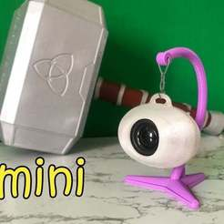 Download free 3D printing models Mini hanging speaker, TB3D