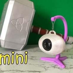 Descargar STL gratis Mini altavoz colgante, TB3D