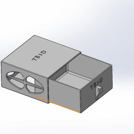 11.png Télécharger fichier STL gratuit Boîte à outils ou boîte à résistances • Plan à imprimer en 3D, TB3D