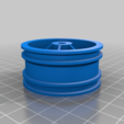 wheel2.png Download free STL file RC car Cybertruck • 3D printing object, TB3D